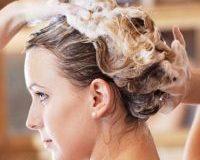 Dầu gội đầu có thể gây hư tổn cho tóc