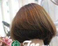 Dịch vụ duỗi tóc phồng trẻ trung, thời trang