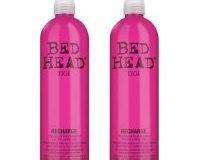 Dầu gội xả Siêu Bóng BED HEAD SUPERFUEL Recharge TIGI Shampoo (750ml)