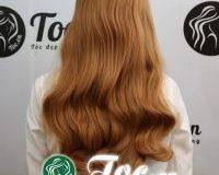 Uốn tóc xoăn gợn sóng nước chuyên nghiệp