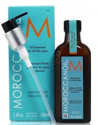 Moroccanoil Treatment Oil ngăn tóc hư tổn hiệu quả