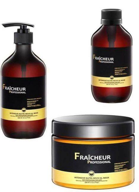 Mặt nạ tái tạo cấu trúc tóc Fraicheur