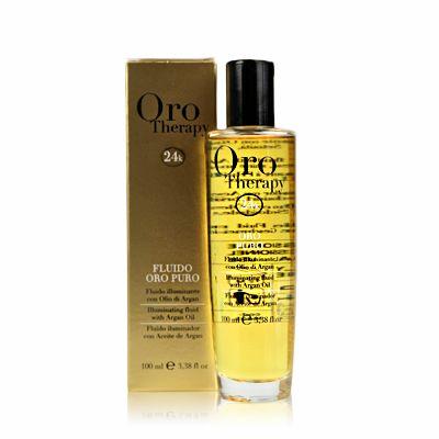 Mỹ phẩm cao cấp Fanola Oro Therapy 24k Oil phục hồi tế bào tóc