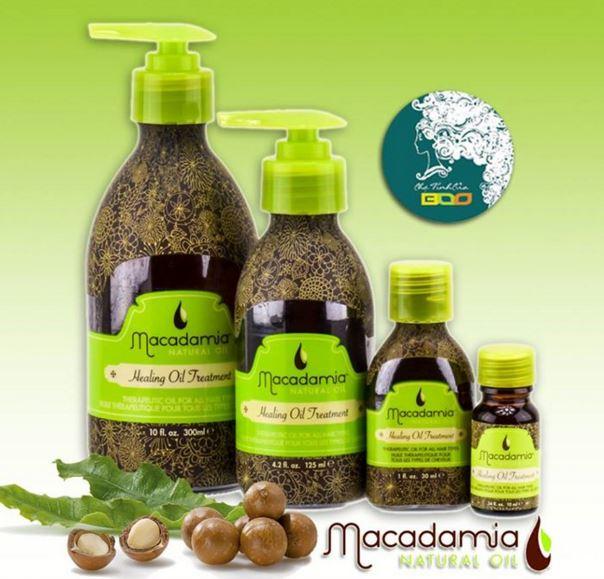 Tinh dầu dưỡng tóc Macadamia phục hồi tóc hư tổn chính hãng mỹ