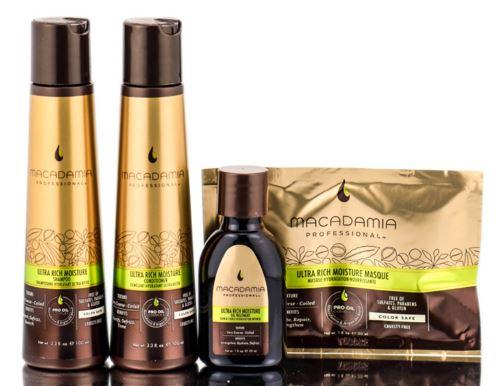 Dầu dưỡng tóc Macadamia Ultra Rich Moisture - sản phẩm cao cấp từ Mỹ