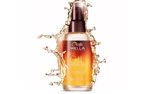 Sản phẩm chăm sóc tóc cao cấp Wella Oil Reflections