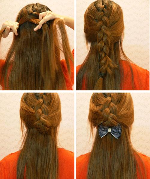 Kiểu tóc đẹp, lạ, quyến rũ dành cho phái đẹp