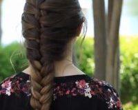 Búi tóc tết kiểu Pháp trẻ trung cho các cô nàng công sở