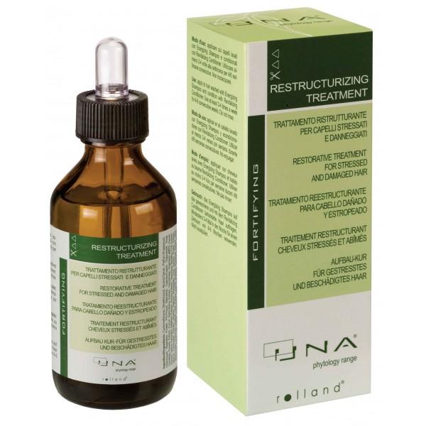 Tinh dầu đặc trị chống rụng tóc Oxygenating Treatment Una Rolland