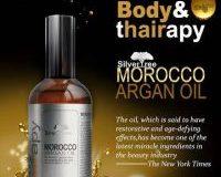 Tinh dầu Moroccan Oil Body & Thairapy Silver Tree dưỡng bóng tóc
