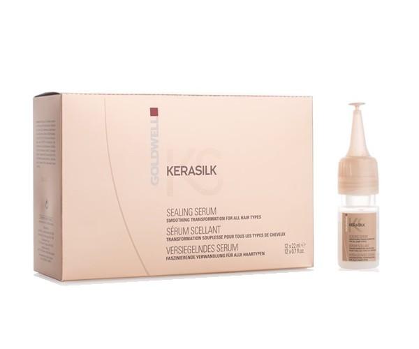 Tinh dầu xịt Goldwell Kerasilk Keratin Sealing Serum