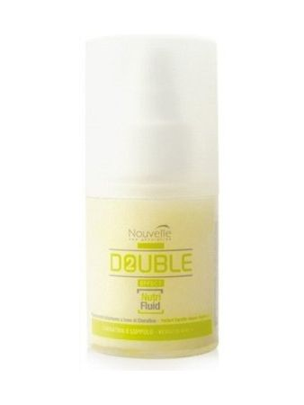 Tinh dầu Keratin Nouvelle Double Effect Nutri Fluid 75ml