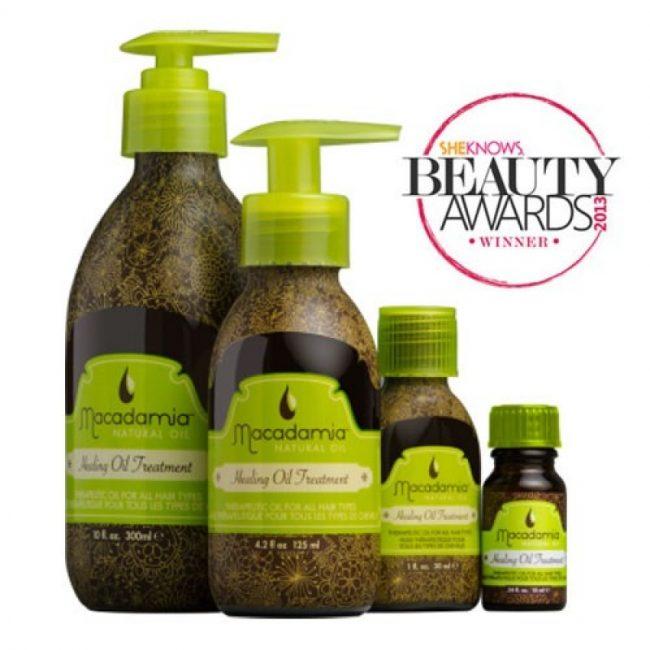 Macadamia - Healing Oil Treatment (10ml) hàn gắn biểu bì tóc