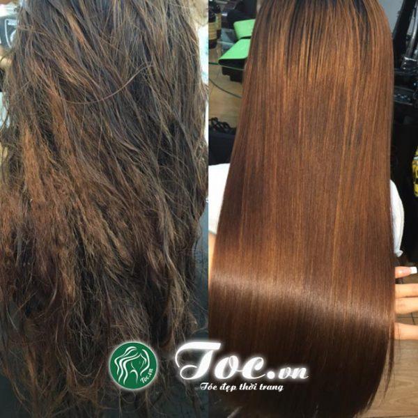Tóc.vn - Chuyên gia hàng đầu về Phục hồi tóc hư tổn, tóc nát