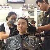Video phục hồi tóc nát dạng nặng