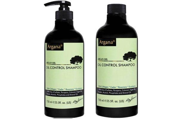 Dầu gội kiểm soát dầu thừa Argana Oil Control Shampoo