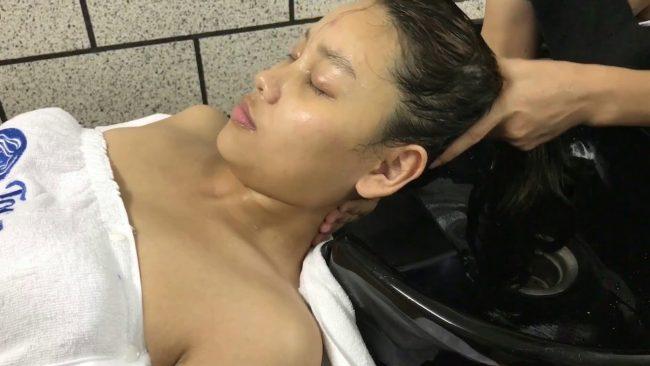 Gội đầu skin care cao cấp