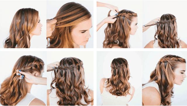 cách làm tóc đẹp và đơn giản