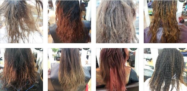 Salon phục hồi tóc chuyên nghiệp
