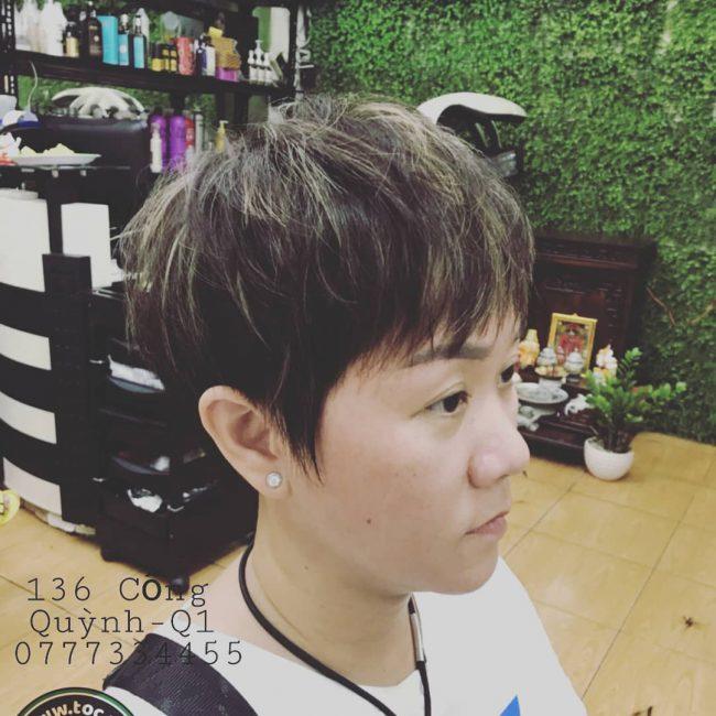 top salon cắt tóc pixie đẹp tại Sài Gòn