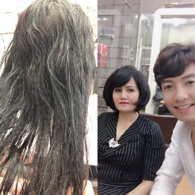 cắt tóc đẹp ở sài gòn