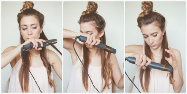 Sau khi duỗi tóc phải biết cách chăm sóc đúng cách