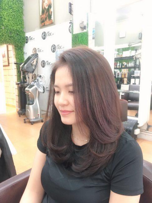 Làm tóc đẹp tại quận 1 bởi Toc.vn