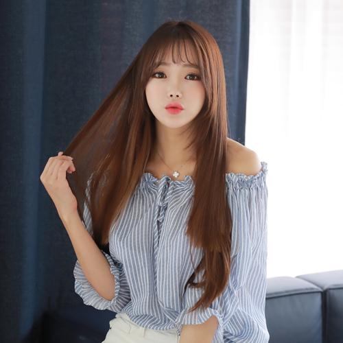Kiểu tóc dài đẹp Layer đẹp cho con gái