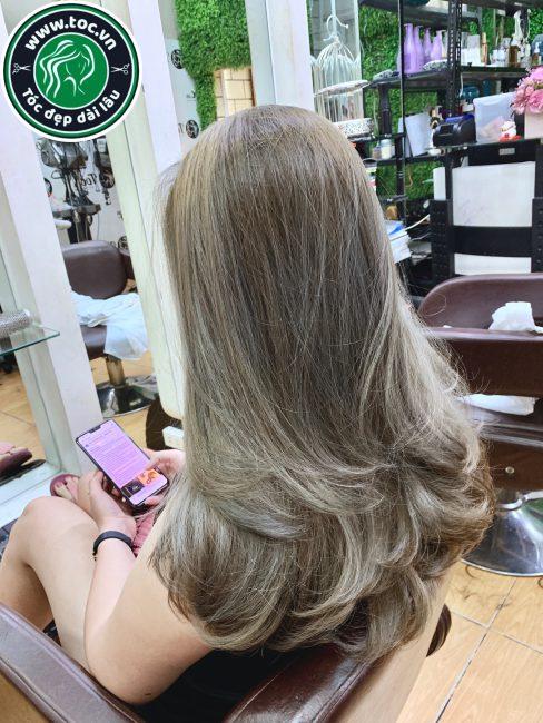 salon tẩy tóc đẹp sài gòn