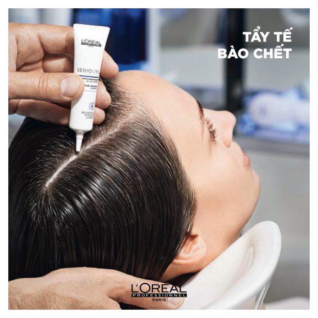 chia sẻ cách trị tóc dầu hiệu quả