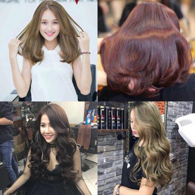 Làm tóc đẹp và uy tín tại Quận 5 Sài Gòn